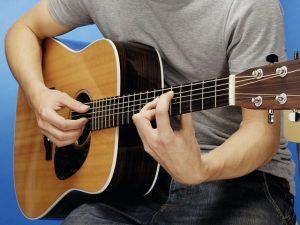 Online Acoustic Guitar Lessons