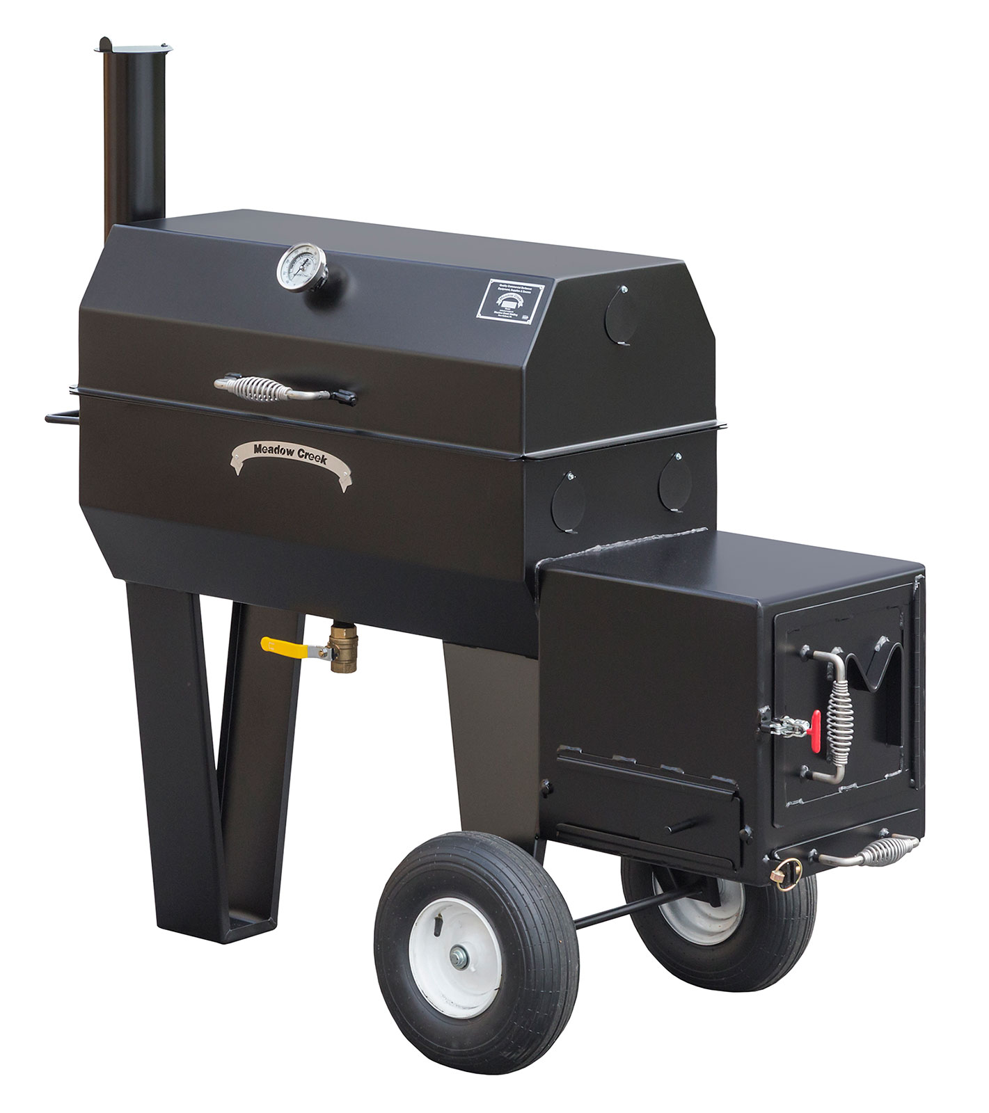 heavy duty bbq smokers