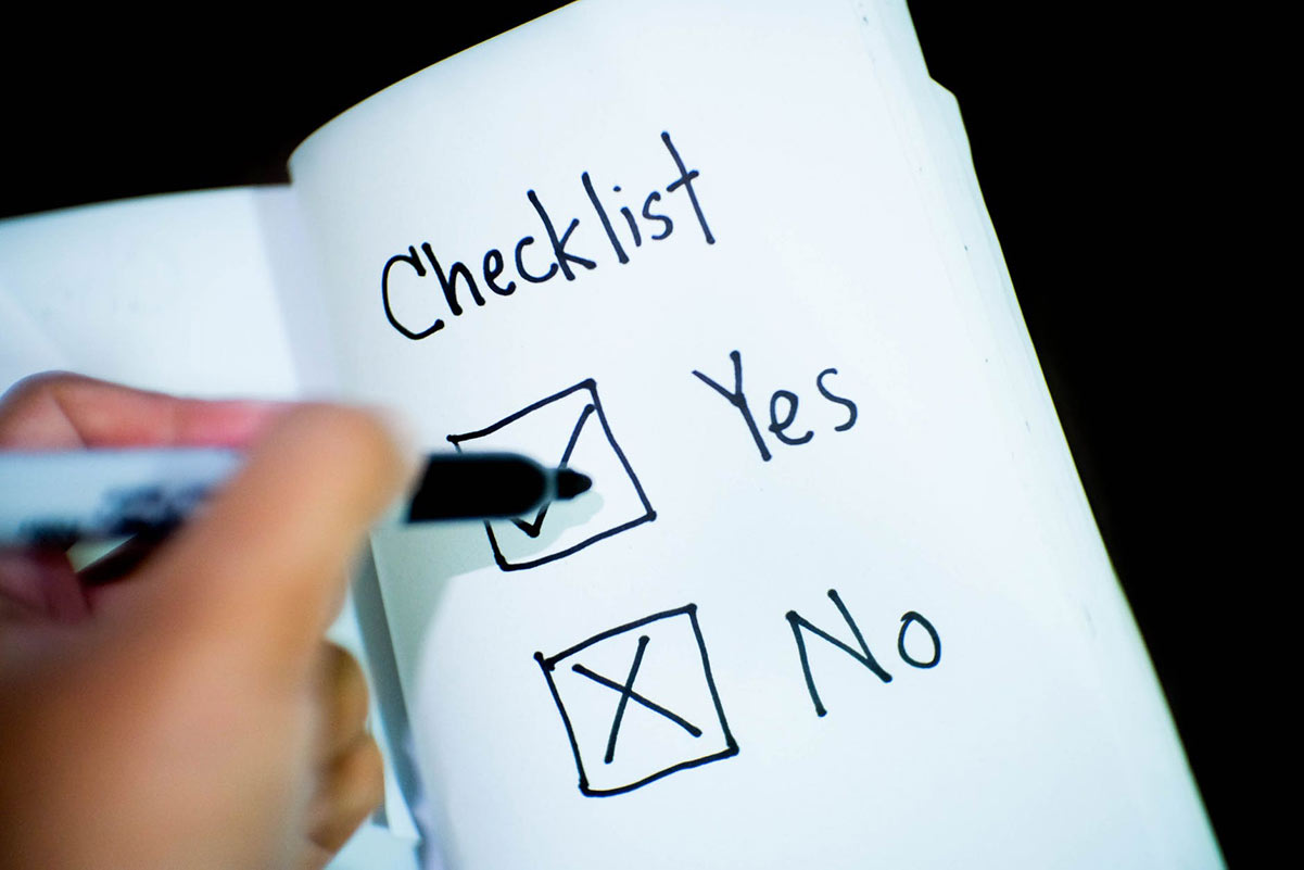 Website Launch Checklist - Nerder Nation
